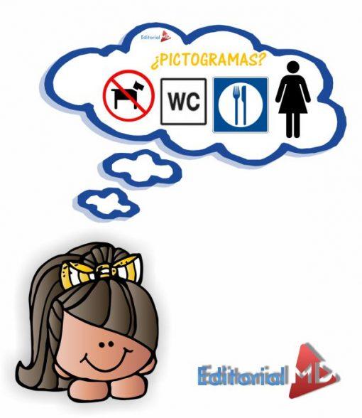 señalamientos y pictogramas para niños