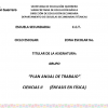 Dosificación Anual Ciencias II Fisica
