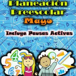 planeacion de mayo para preescolar