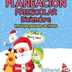 planeaciones de diciembre de preescolar