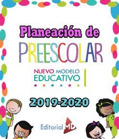 Planeaciones de preescolar