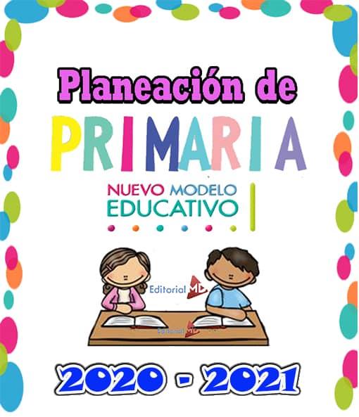 planeaciones de primaria 2020