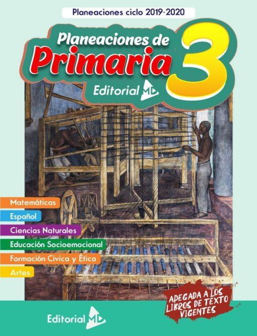 planeaciones de tercer grado de primaria