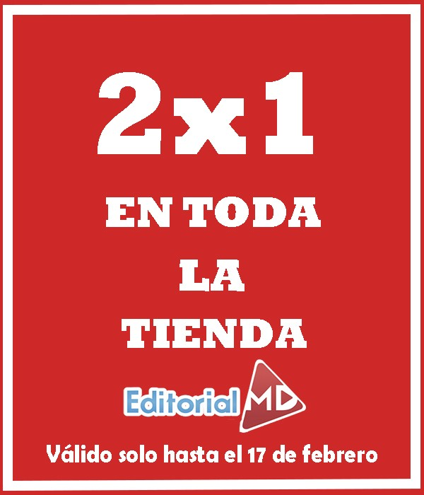 2 X 1 en los materiales educativos