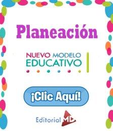 planeacion de preescolar nuevo modelo educativo