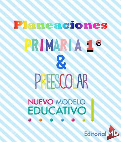 Planeación preescolar y primaria 1