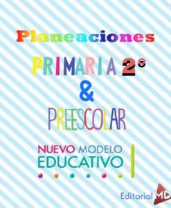 Planeación preescolar y primaria 2