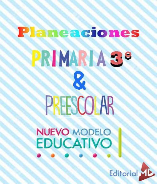 Planeación preescolar y primaria 3