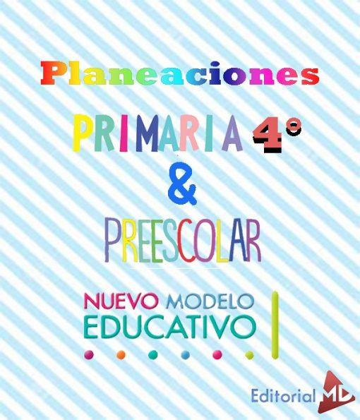 Planeación preescolar y primaria 4