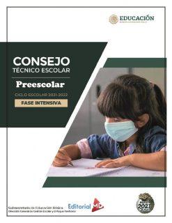 productos contestados cte fase intensiva de preescolar 2021
