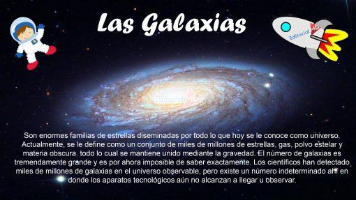 que es Que es la Galaxia