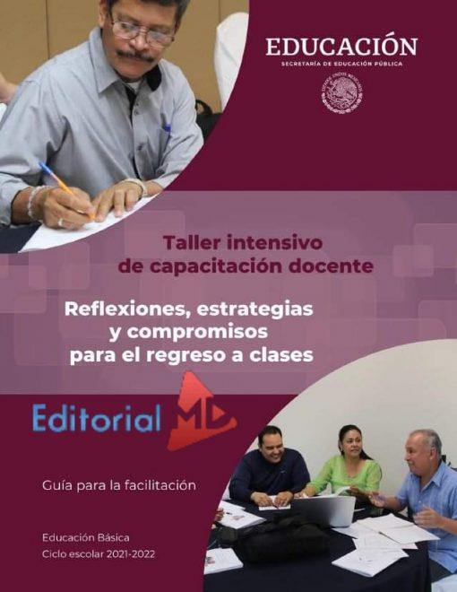taller intensivo de capacitacion docente contestado