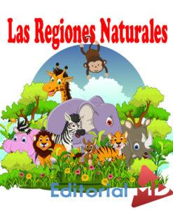REGIONES NATURALES PARA NIÑOS