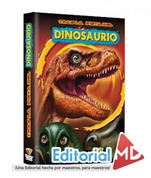 tras la pista del dinosaurio para niños