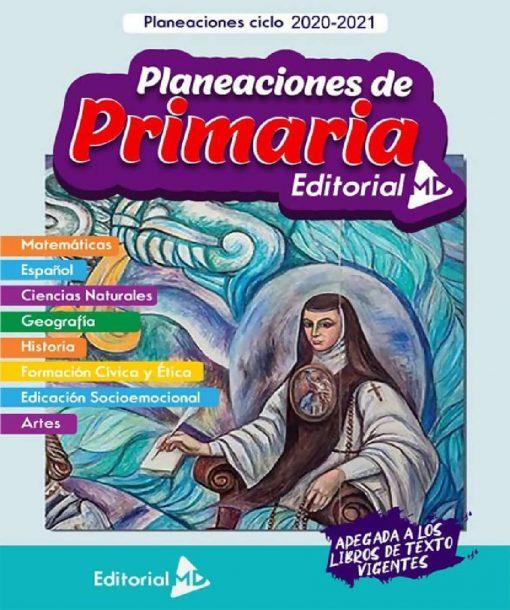 Planeaciones de Primaria 2020-2021 (LOS 6 GRADOS)